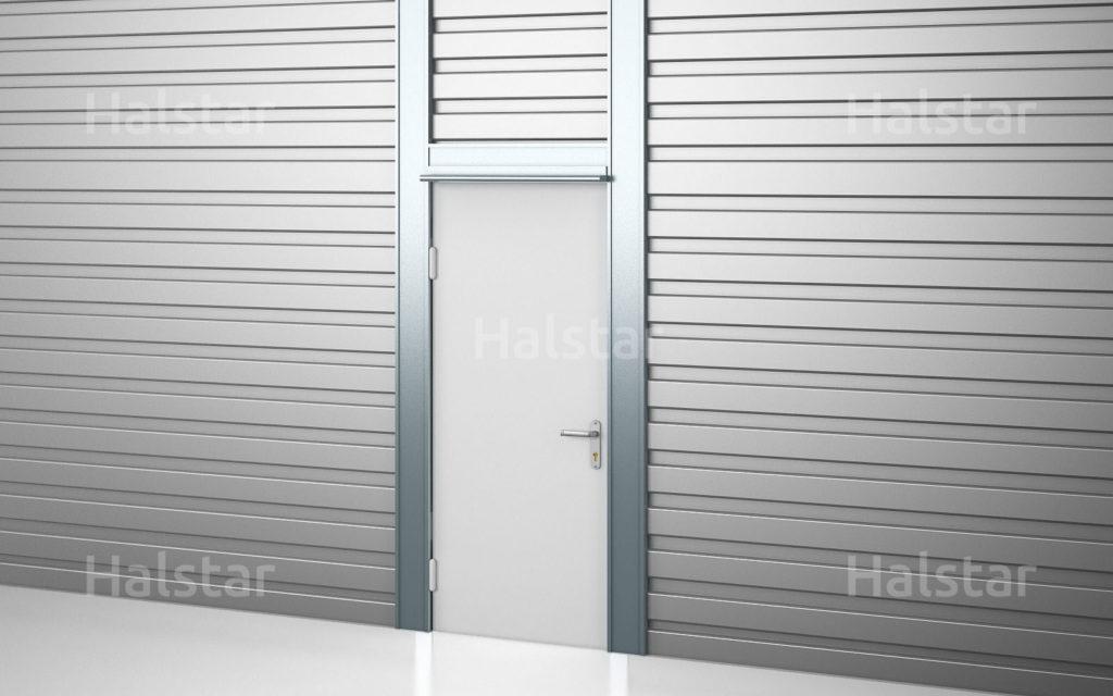 Drzwi jednoskrzydłowe