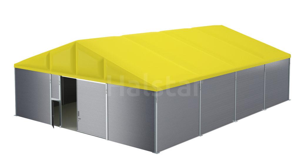 Antracyt/żółty