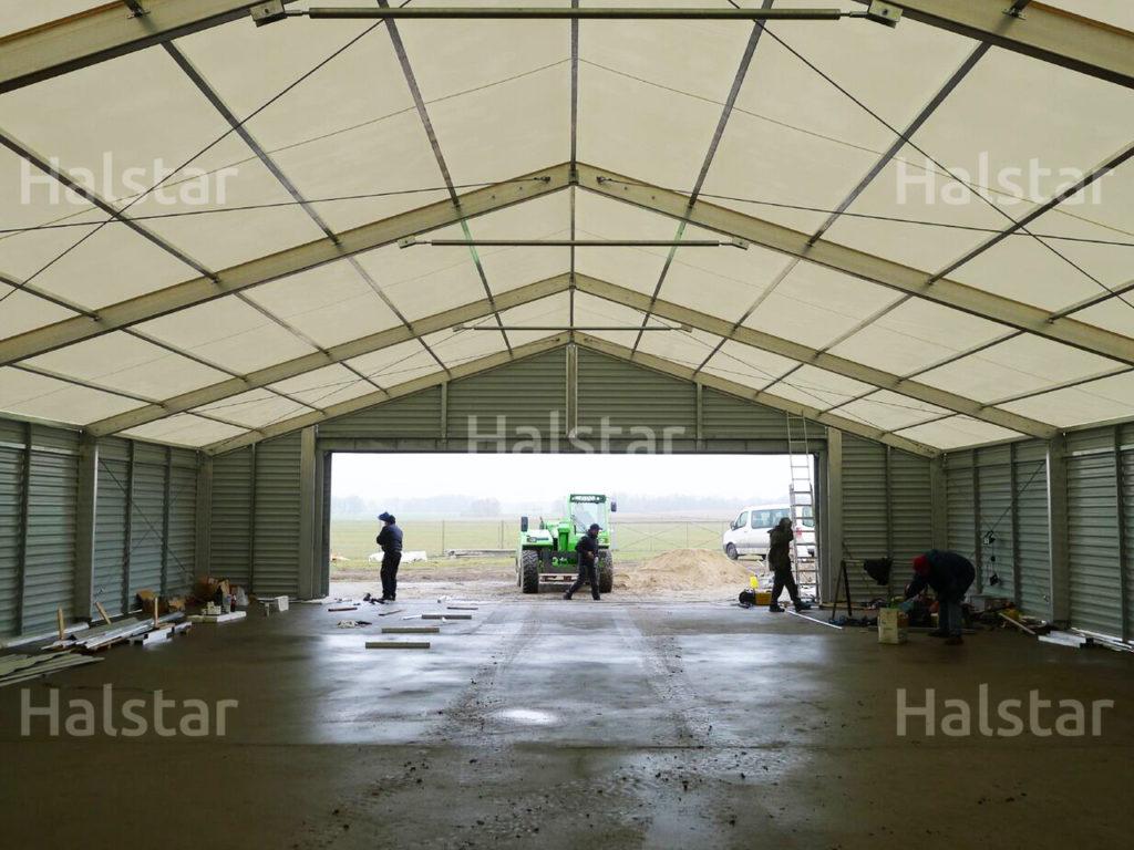 Hala namiotowa PT Hangar